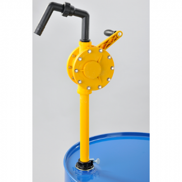 Hartle IGE PP9 Rotary Barrel Pump for Liquid Transfer